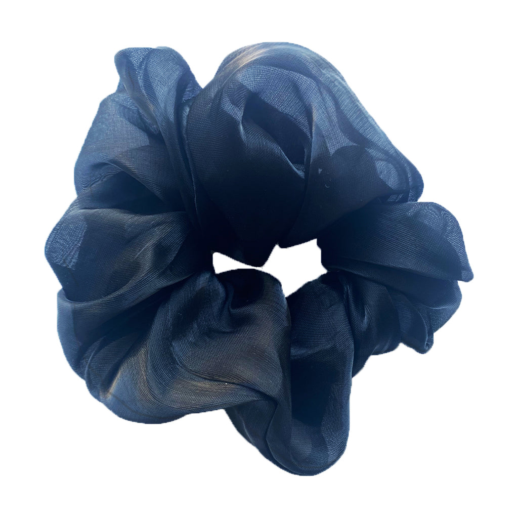 Heroines Mynte Black Scrunchie