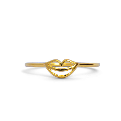 SECRET - ring - guld