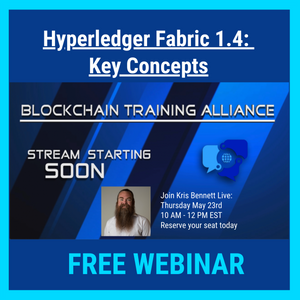Hyperledger Fabric 1.4: Key Concepts