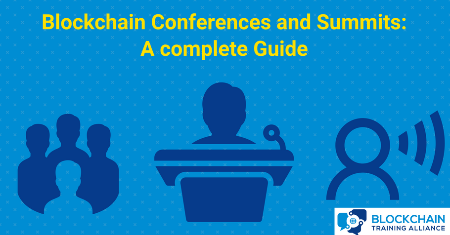 Blockchain Conferences, Summits and Events