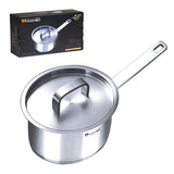 Cuchen X Schott Ceran Stainless Steel Sauce Pan with Lid 16cmD