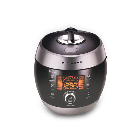 CJS-FD, Silver (6Cup, 10Cup), Pressure Rice Cooker - Cuchen US