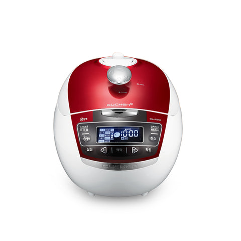 WHA-VE (6Cup, 10Cup), Induction Heating Pressure Rice Cooker - Cuchen US