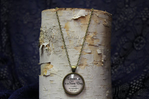 'New Day' Necklace