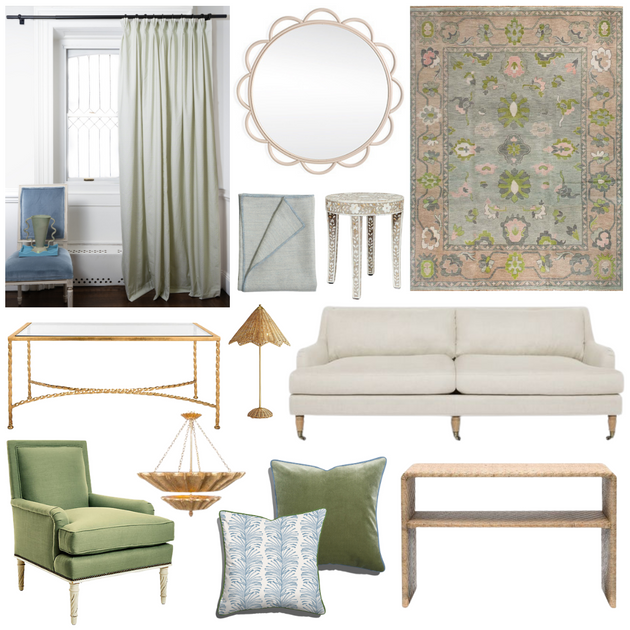 Style Guide: Custom Curtains
