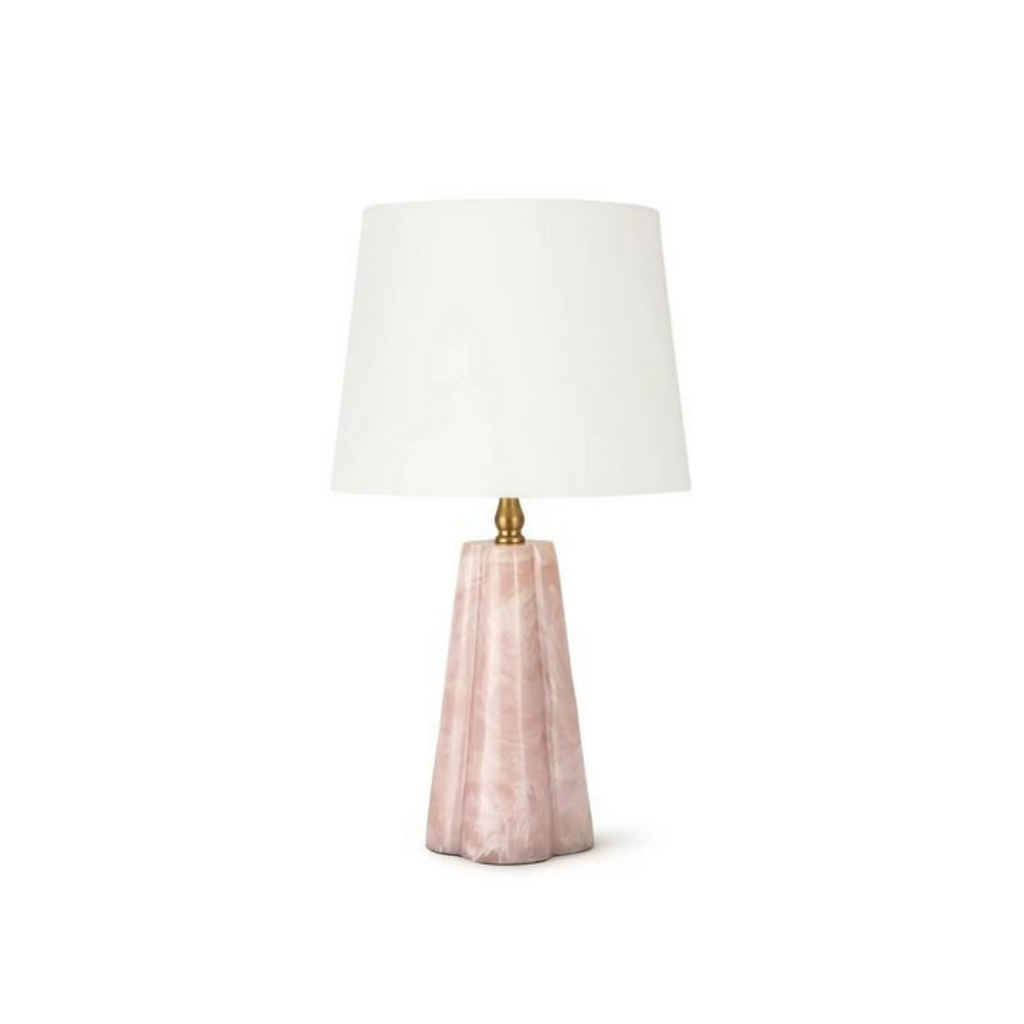 Regina Andrews Pink Lamp