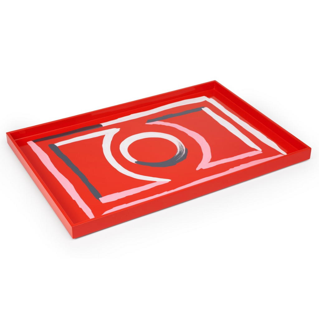 LACQUER COMPANY ETIENNE TRAY