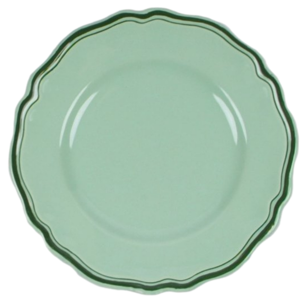 Moda Domus Set-Of-Four Ceramic Salad Plates