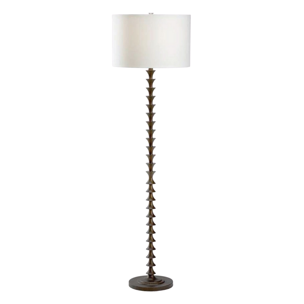 Brooke & Lou Veronique Floor Lamp