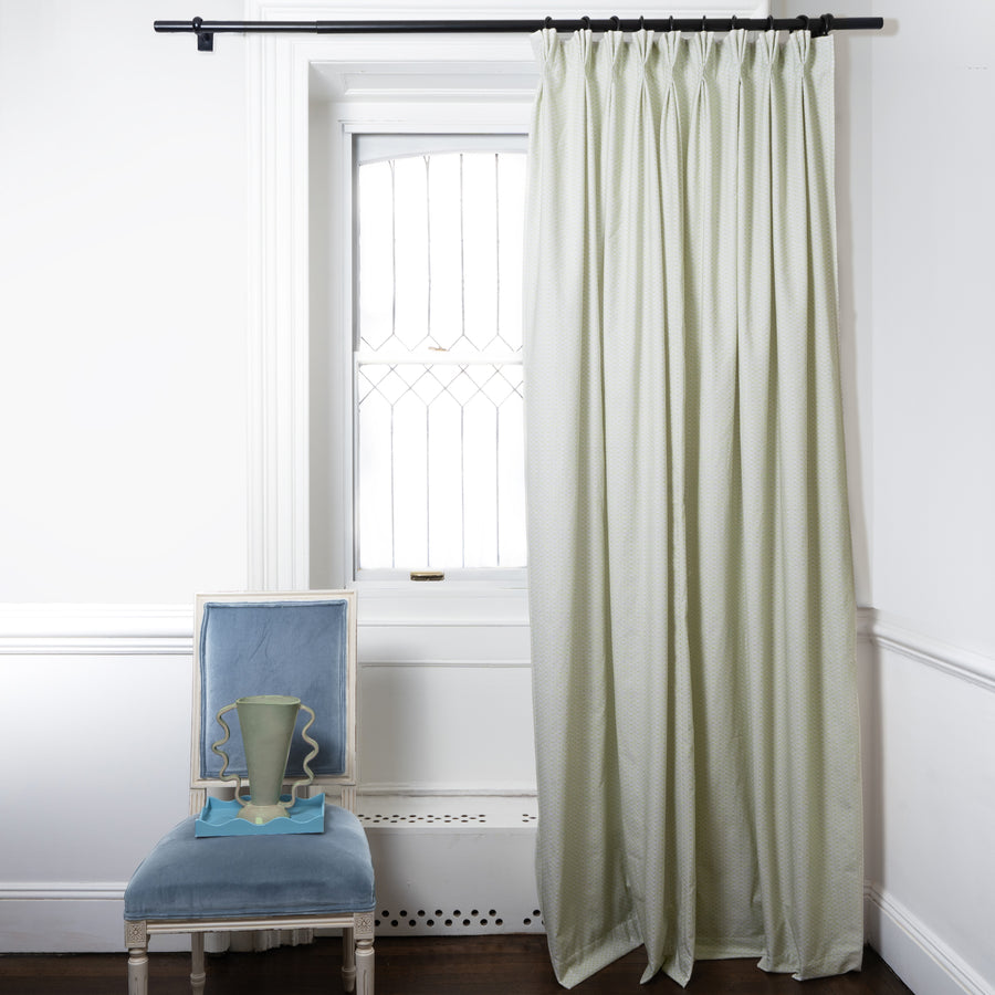 Loomi Moss Curtain
