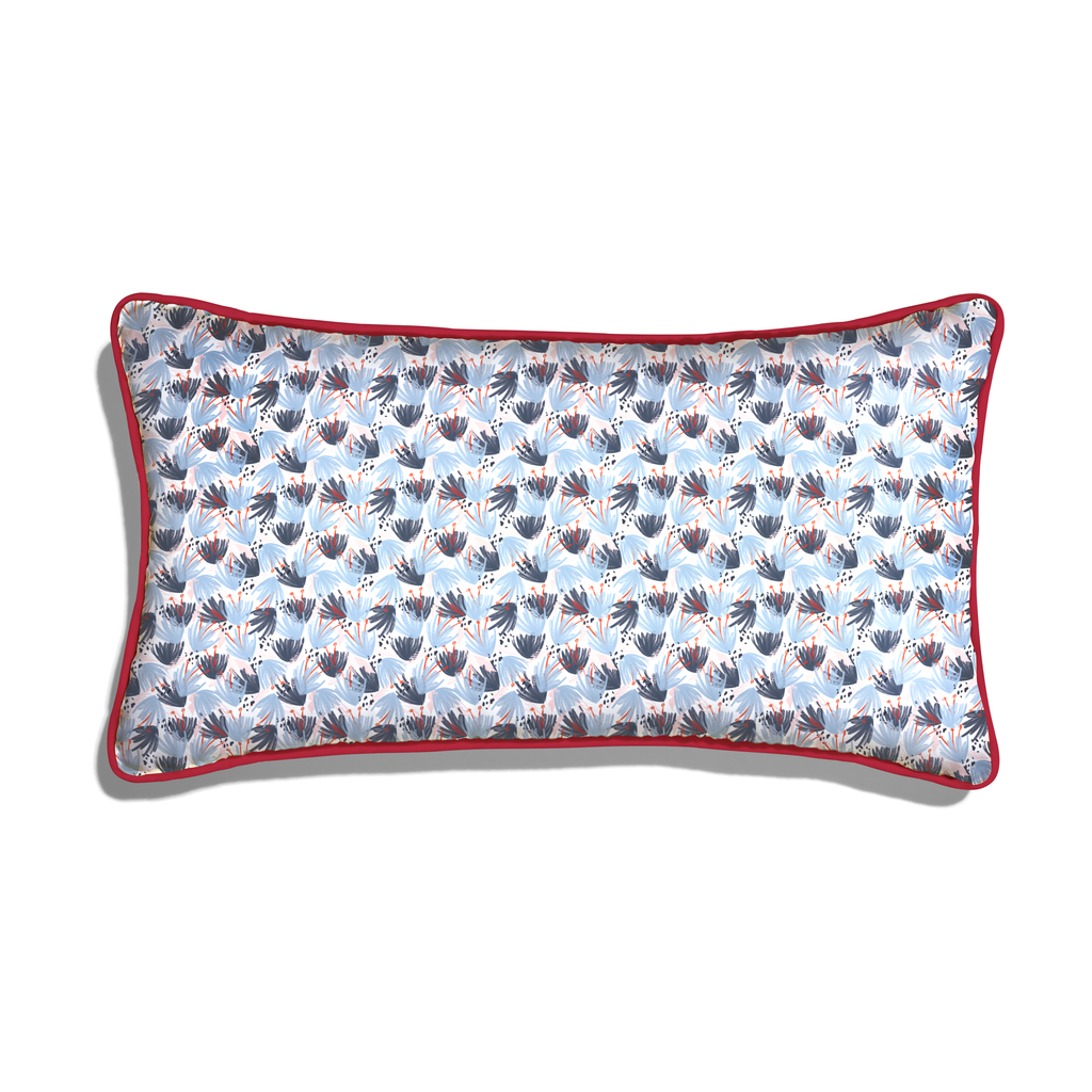 Eden Blue Pillow