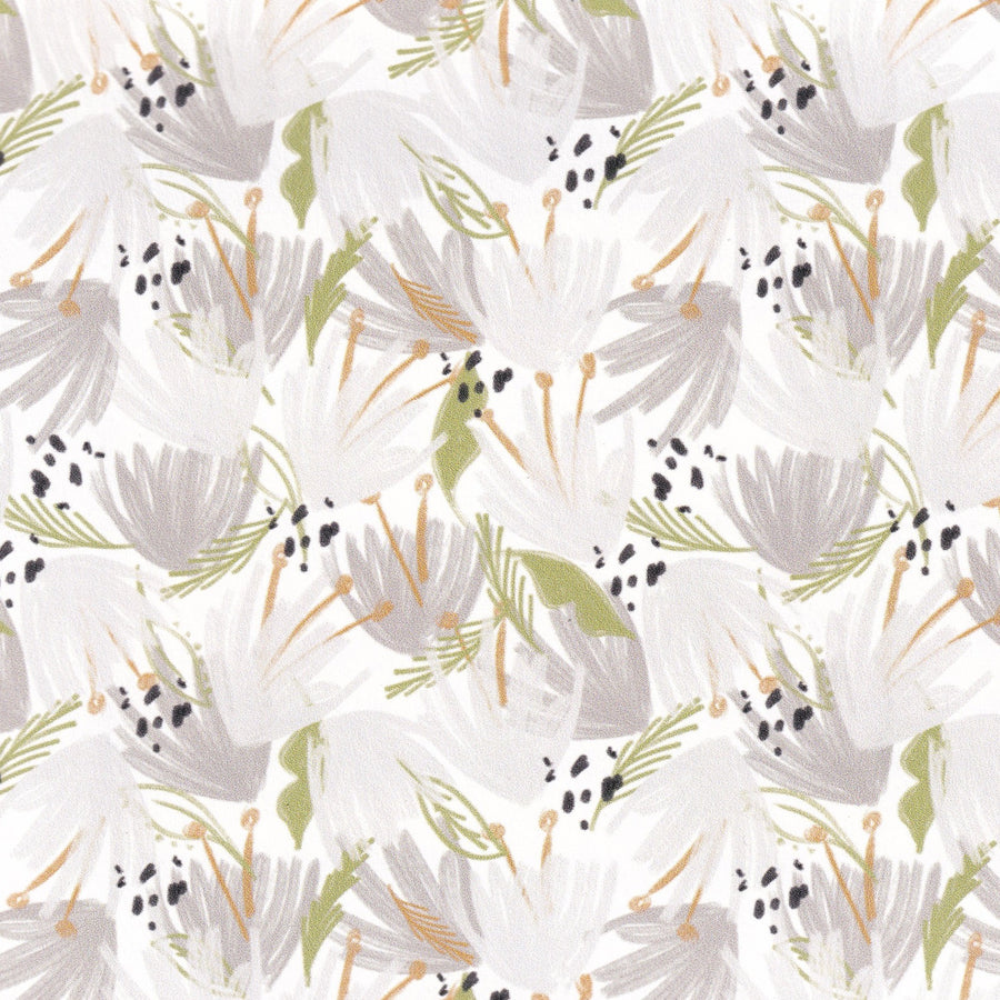 Pepper Home Eden Grey Wallpaper Swatch