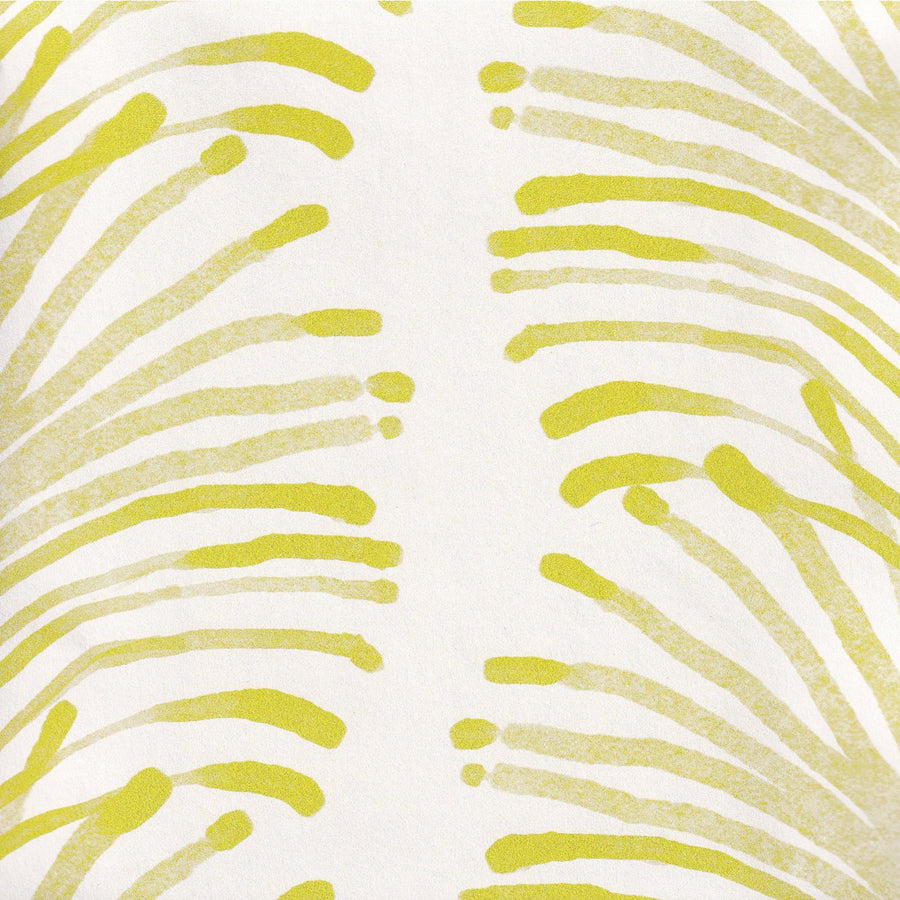 Pepper Home Emma Chartreuse Wallpaper Swatch
