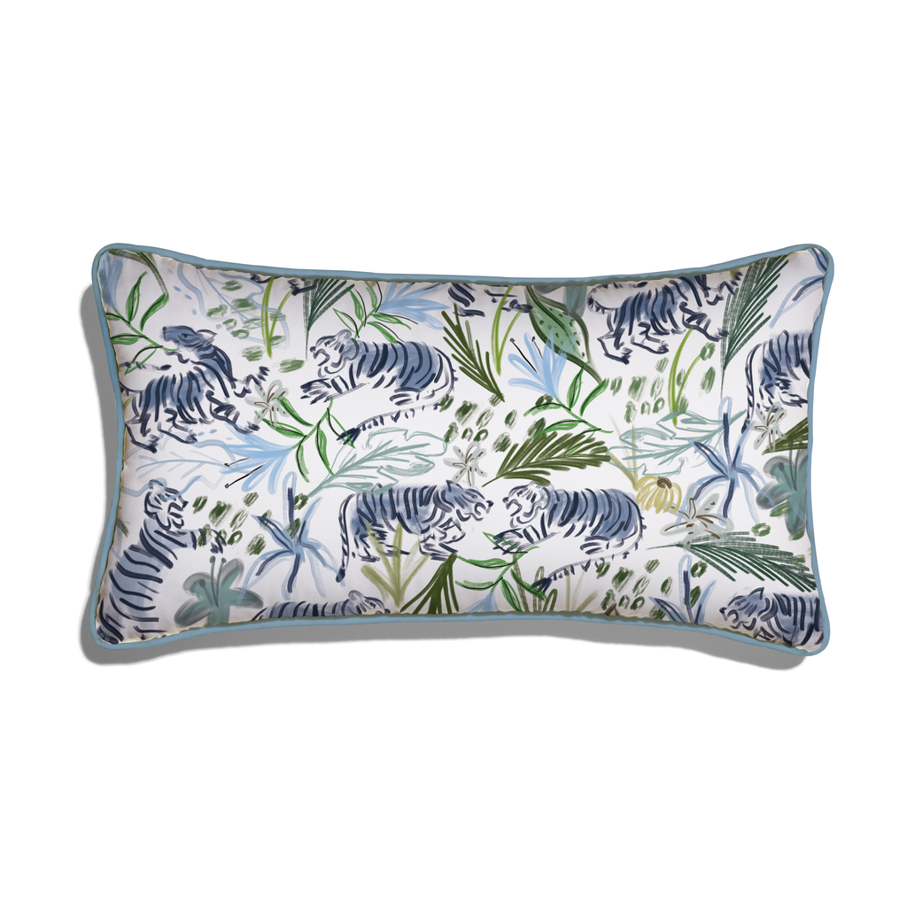 Frida Green Pillow