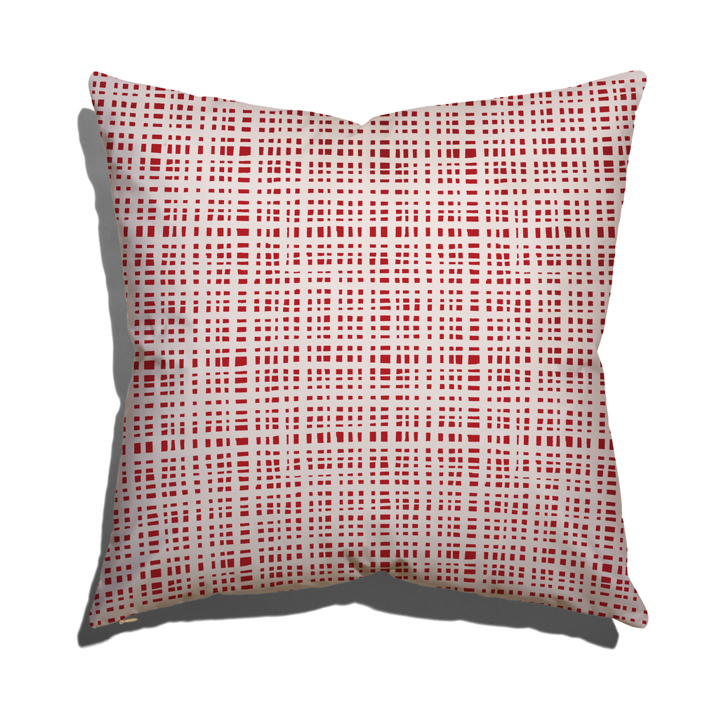 Ginger Cranberry Pillow