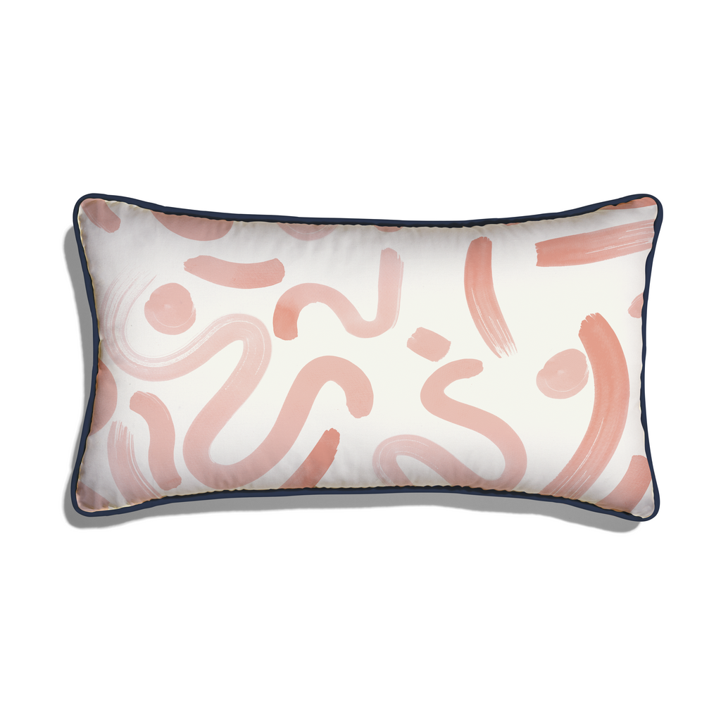 Hockney Pink Pillow