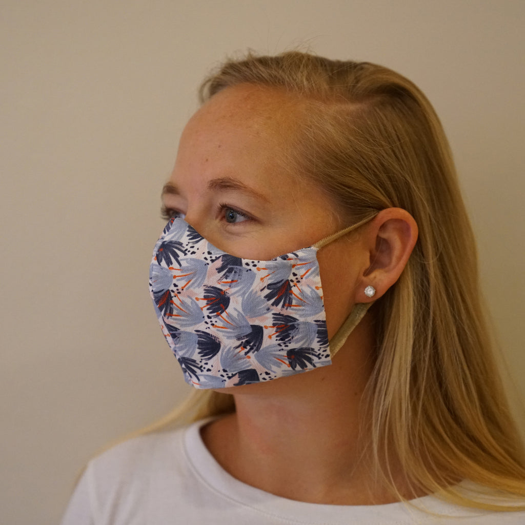 Pepper Home COVID Face Mask