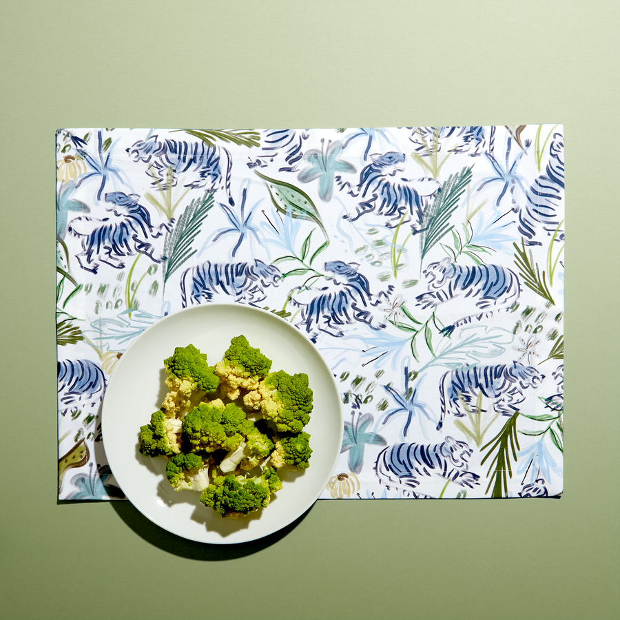 Frida Green Placemats
