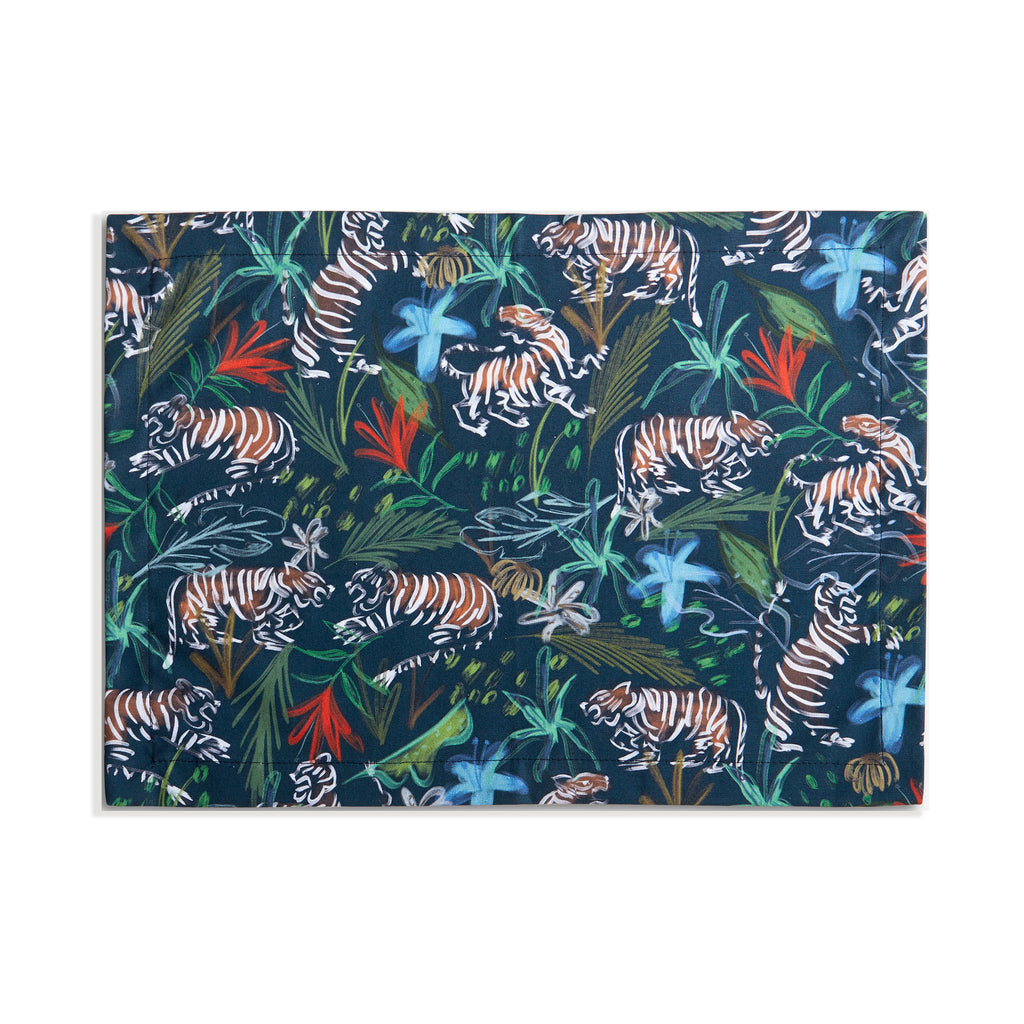 Frida Midnight Placemats Silo