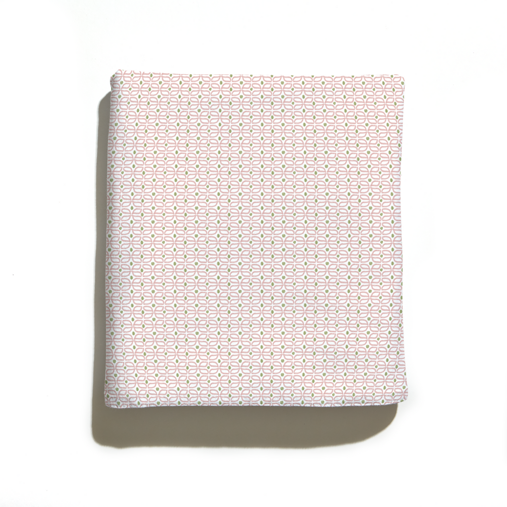 Loomi Pink Tablecloth