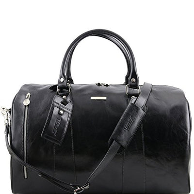 Tuscany Leather TL Voyager Leather Travel Bag - Small size