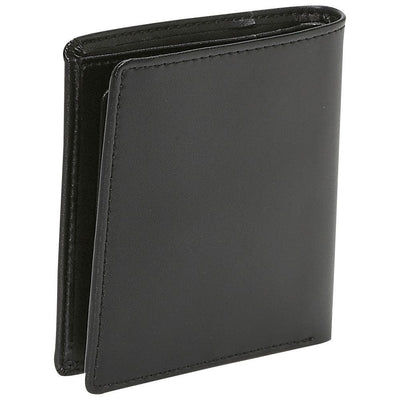 ROYCE Mens Double ID Bifold Wallet in Genuine Leather