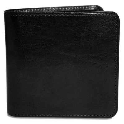 Jack Georges Sienna Hipster Leather Wallet