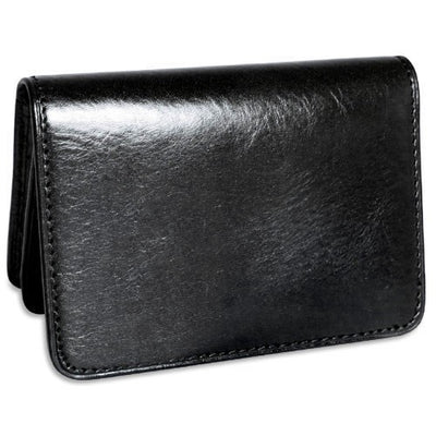 Jack Georges Sienna Leather Business Card Holder