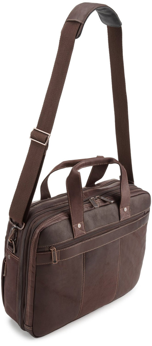 a2101f99130d Kenneth Cole Reaction Columbian Leather Expandable Briefcase Kenneth Cole  Reaction Columbian Leather Expandable Briefcase