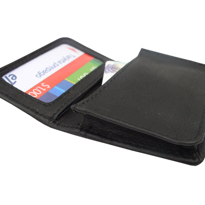 Piel Leather Business Card/ID Case