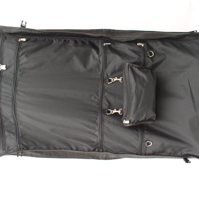 Piel Leather Traveler Executive Expandable Garment Bag
