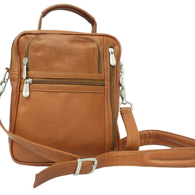 Piel Leather Adventurer Radio/Video/Camera Bag