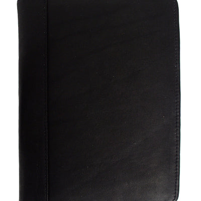 Piel Leather Letter Size Padfolio