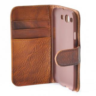 Pratesi Italian Leather Samsung Galaxy S3 Leather Phone Cover