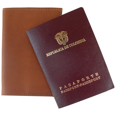 Printable Version Piel Leather Passport Cover