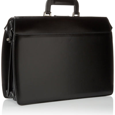 Jack Georges Elements Classic Leather Briefcase
