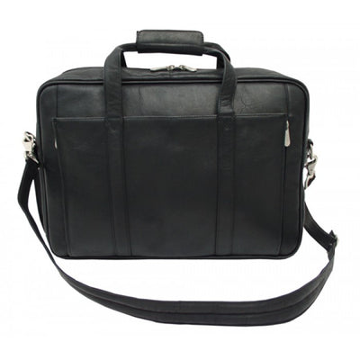 Piel Leather Entrepeneur Computer Briefcase