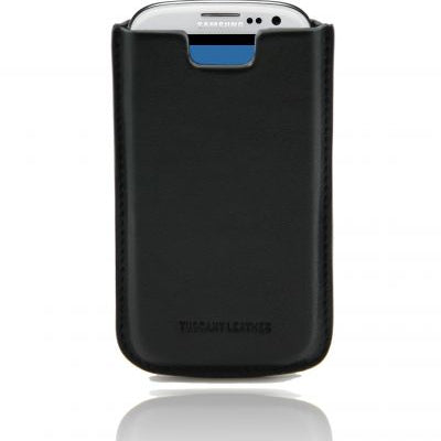 Tuscany Leather Leather Galaxy S3 holder