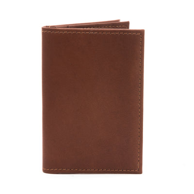 Muiska - Colombian Leather Business and Credit Card Case Wallet