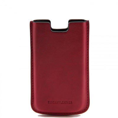 Tuscany Leather Leather iPhone 4/4S Holder