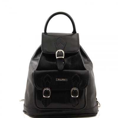 Tuscany Leather Singapore - Leather - Backpack
