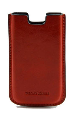 Tuscany Leather Leather iPhone5 holder