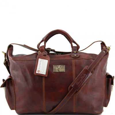 Tuscany Leather Porto - Travel leather bag