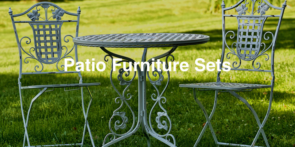 Bistro Patio Furniture Set