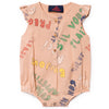 the animals observatory butterfly baby jumpsuit