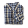 alex mill check sport shirt