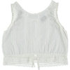 yoya kids tocoto vintage lace blouse girls summer casual
