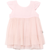 wheat christel tulle baby dress
