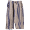 bobo choses striped baby trousers