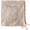 tocoto vintage animal print towel
